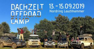 Dachzelt Offroad Camp (official)
